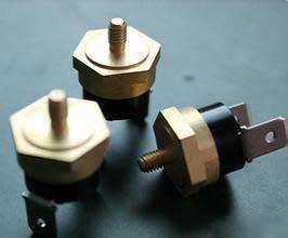 301/302温控开关厂家在过热保护器方面使用