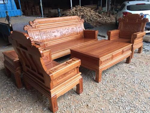 仿古实木家具